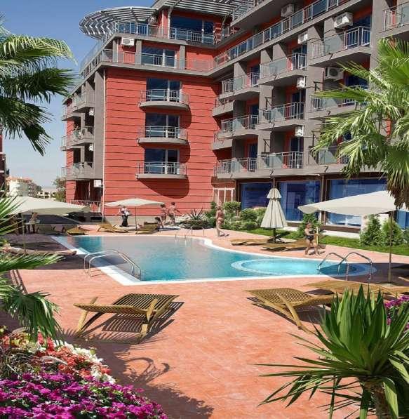 Апартамент на Солнечном берегу