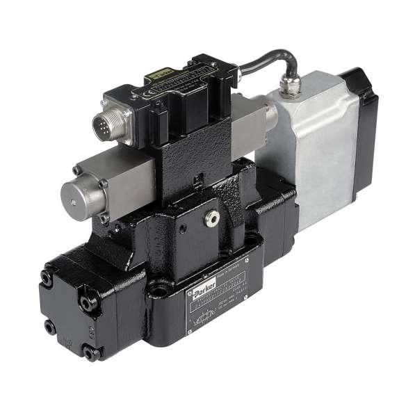 Ремонт сервоклапан пропорциональный proportional valve