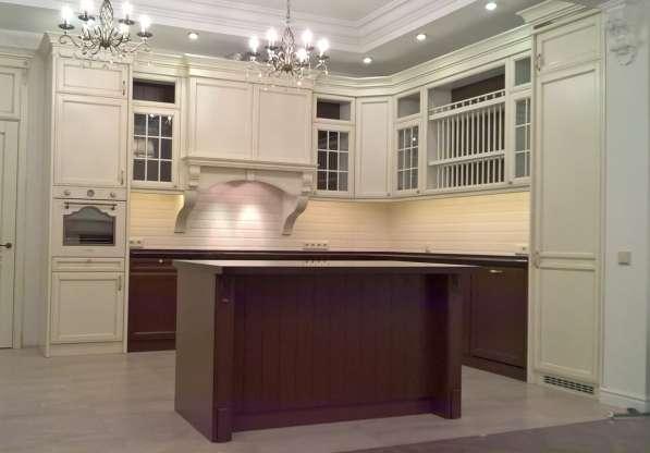 Кухонный гарнитур. Изготовление