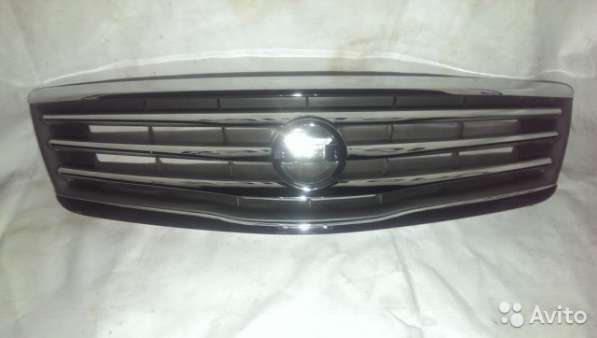 Решетка радиатора, Nissan Teana J32
