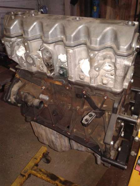 Двигатель VW Крафтэр 136л. с 2.5tdi 2009г. в
