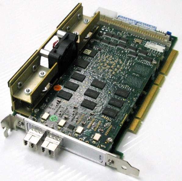 Vmetro SFM Dual Serial fpdp