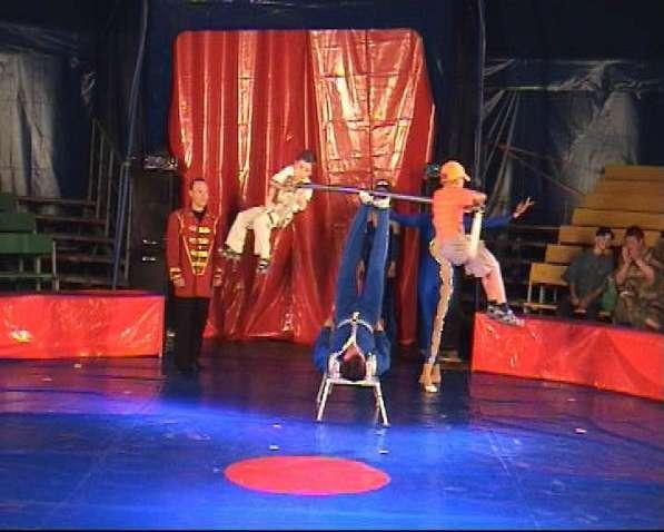Цирк-Шоу Дуэт