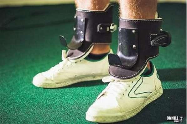 Гравитационные ботинки (крюки для ног)