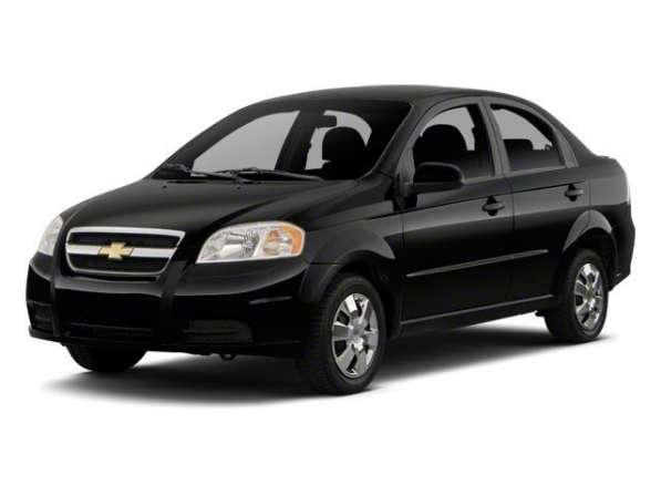 Chevrolet Aveo 2011 г. седан (полностью на запчасти) T250 в