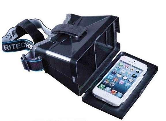 Аксессуар для мобильного телефона 3D очки