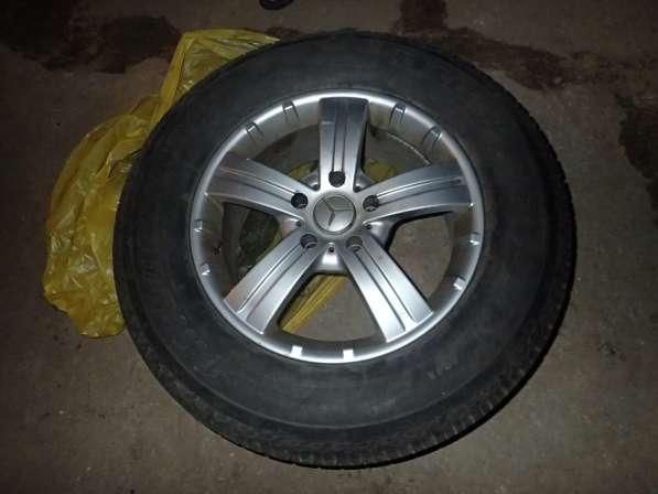 Продаю резину 285*60*18 на дисках -4 колеса