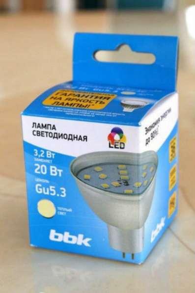Светодиодная лампа BBK 3.2Вт. GU10