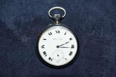 Карманные часы Павелъ Буре. Россия, 1918 Павелъ Буре
