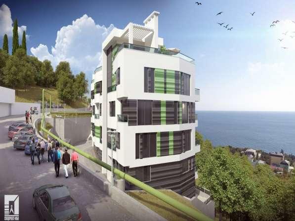 Квартиры в рассрочку с видом на море