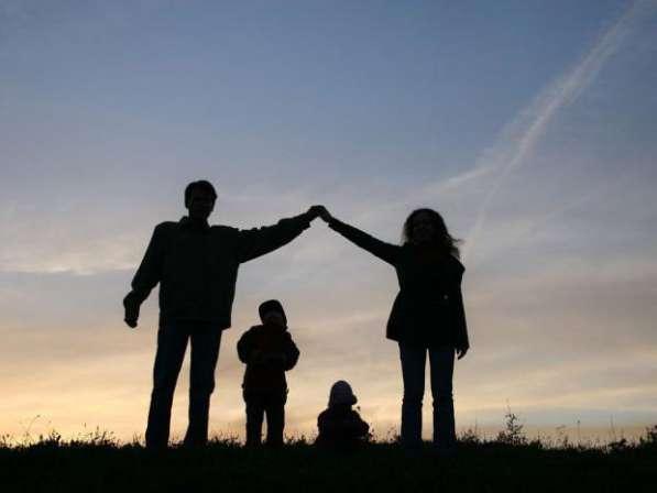 Молодая семья ищет спонсора