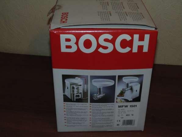 Мясорубка новая в коробке Bosch MFW 1501 в Москве