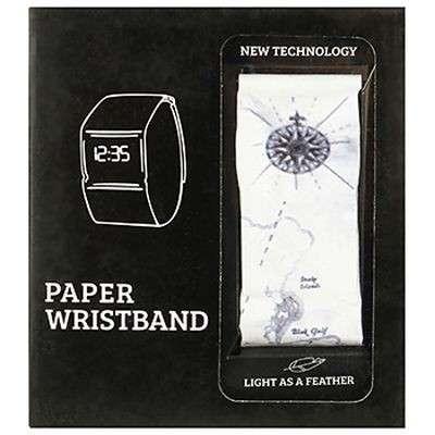 Бумажные часы Paper Watch Wristband в розницу и оптом