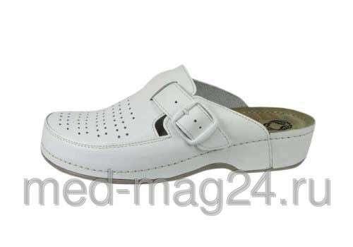 Сабо женские ортопедические MUBB- 250 Белые
