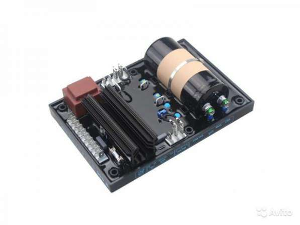 Автоматический регулятор напряжения, AVR R448
