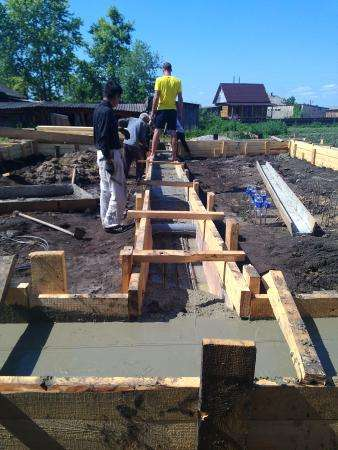 Строительство домов от фундамента под кровлю