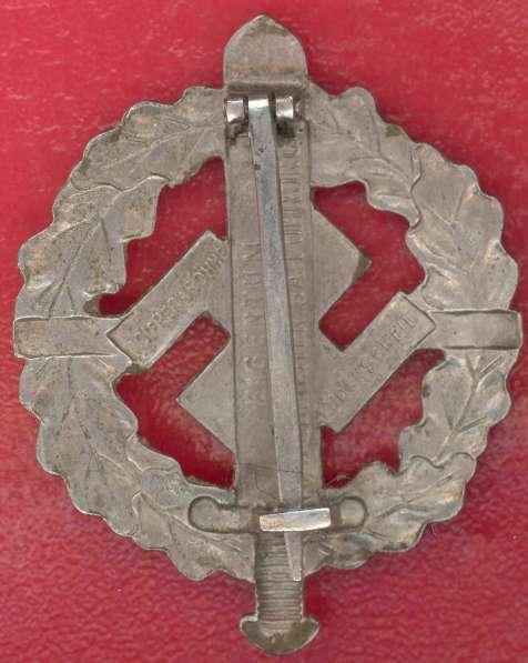 Германия Военно-спортивный знак СА II класса