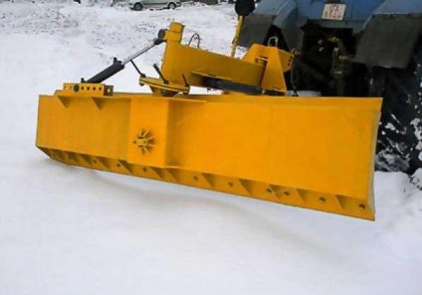 Отвал планировщик универсальный ПУ-2400 (на трактор МТЗ)