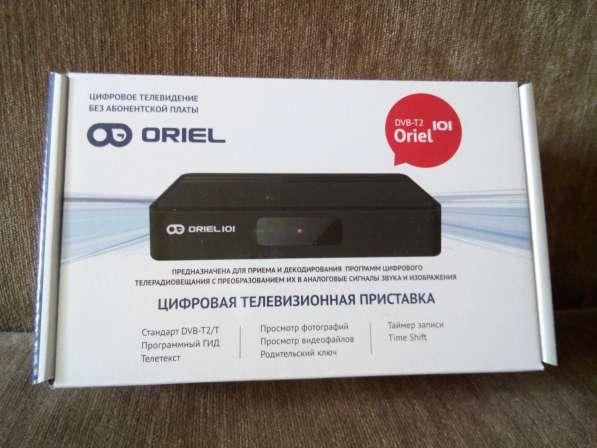 Эфирные приставки DVB-T2