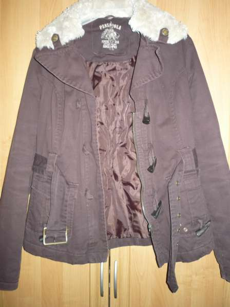 Утепленная куртка Pensacola