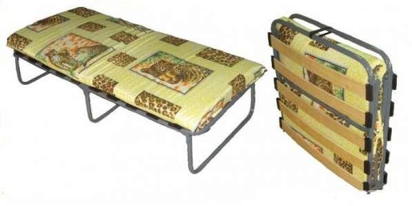 Ламелия М1000 Раскладная кровать(раскладушка-ламели)