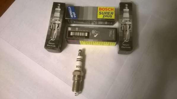 Свеча зажигания HR 8 DCX+ 1.1 Bosch 242229775