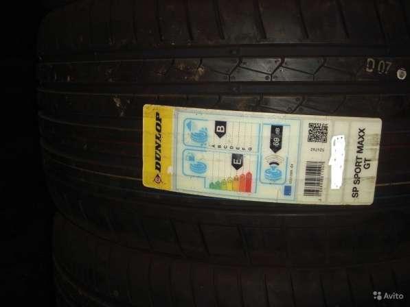 Новые Dunlop 245/45ZR19 Sport Maxx GT J XL