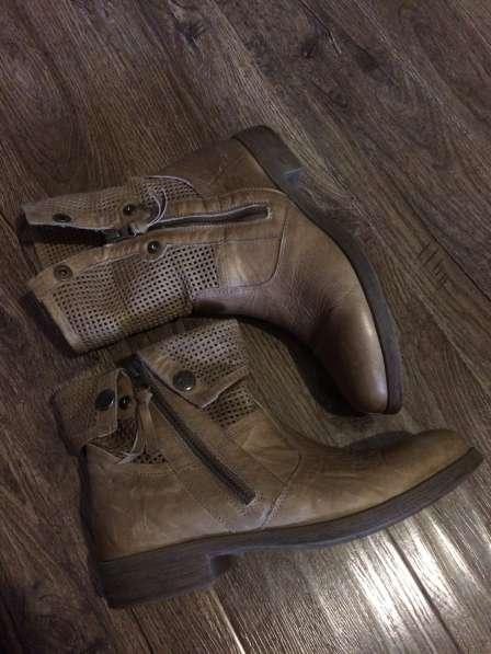 Ботинки демисезонные Nero Giardini