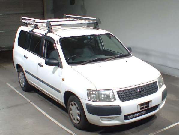 Багажник на крышу Toyota Succeed / Probox