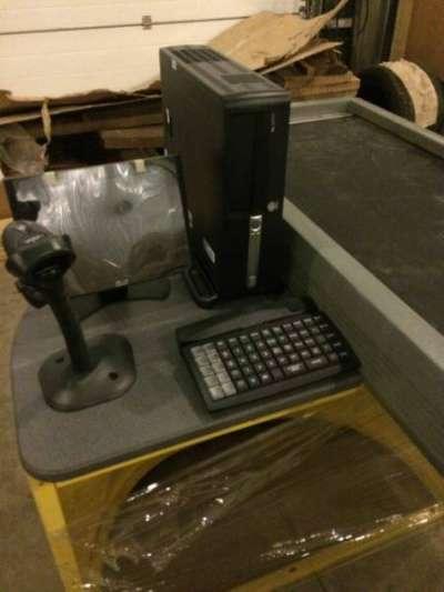 торговое оборудование Терминал кассовый HP гр5000-IIIR