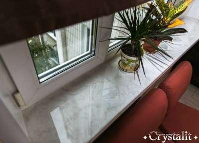 Подоконники Crystallit! Мир Окон Чебоксары