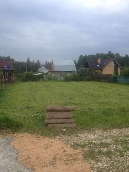 Участок в СНТ на территории Новой Москвы