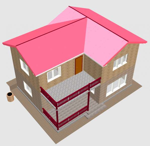 Строительство частных домов в Феодосии фото 5