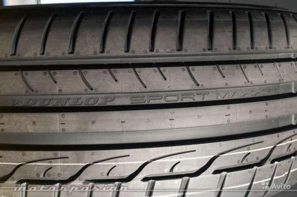 Новые разноширокие Dunlop R18 для мерседес W212