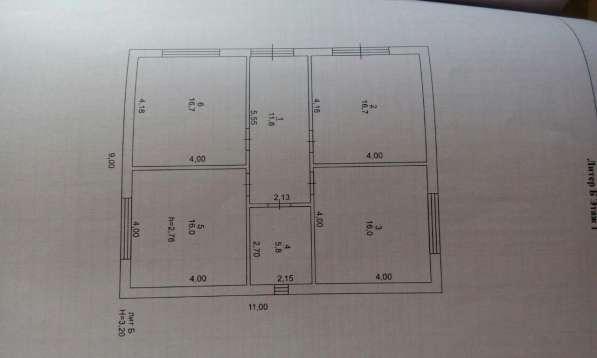 Продаю 1эт кир дом чистовая отделка 83 кв м в Батайске