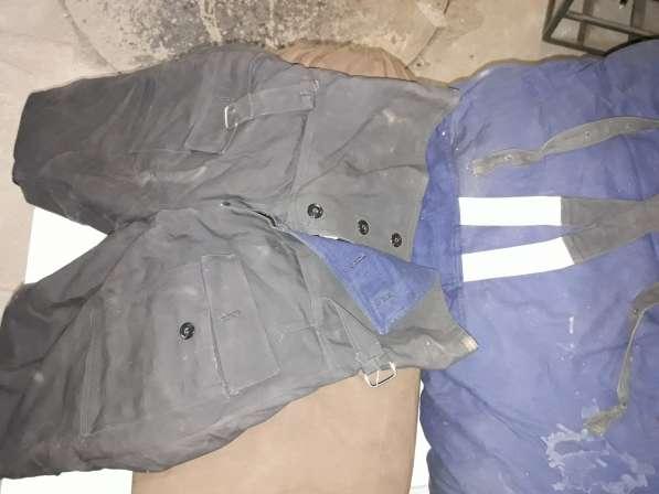 Овчина: 3 спальника, 2 полушубка, 1 меховые штаны в Томске