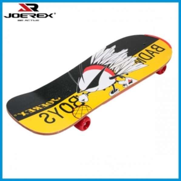 Скейтборд Joerex 5150, алюминиевая рама