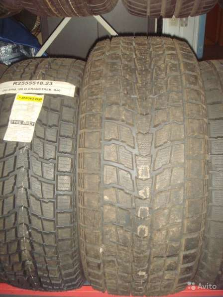 Новые Dunlop 245/75 R16 Grandtrek SJ6 111Q
