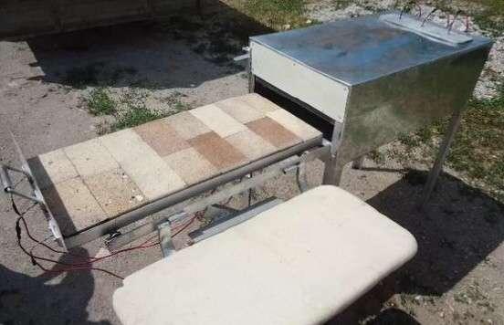 Аппарат для выпечки лаваша