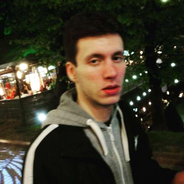 Борис, 23 года, хочет пообщаться