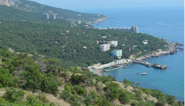 Не дорогие участки у моря в Севастополе