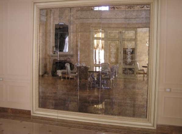 Состаренные зеркала в Омске