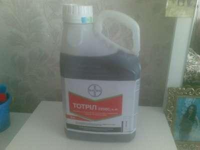 Тотрил (гербицид-лук , чеснок)