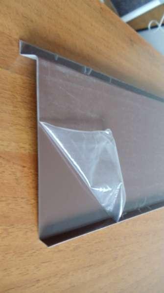 Изделия из полимерного оцинкованного листа