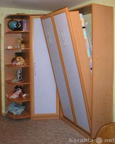 Шкаф кровать-трансформер МК ООО «Абсолют»