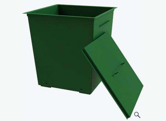 Контейнера, баки, урны для мусора
