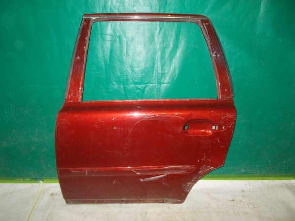 Задняя левая дверь на VOLVO XC90