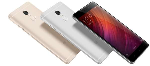 Смартфон Xiomi Redmi Note 4 - 32Gb
