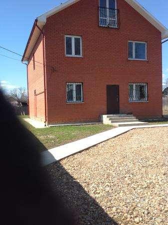 Новый дом. Сдается часть. Без проживания собственника.