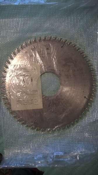 Пила дисковая для многопильных станков (по дереву) ф315